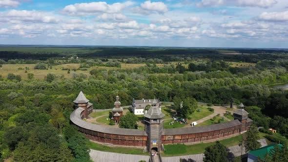 Thumbnail for Baturin Fortress in Chernigiv Region of Ukraine