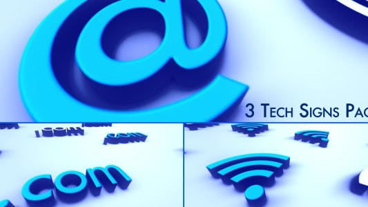 Thumbnail for Tech Signs