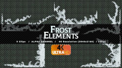 Frost Frames 2-5 Clips-4K