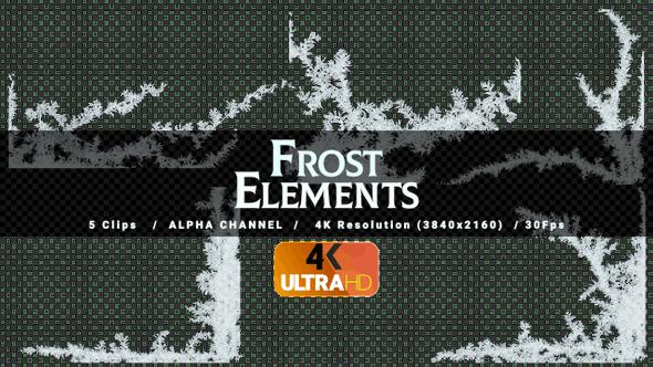 Thumbnail for Frost Frames 2-5 Clips-4K