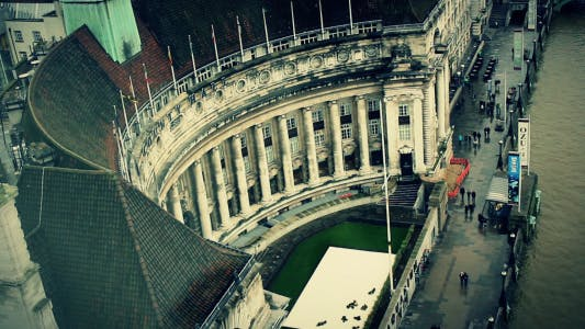 Thumbnail for London County Hall From Above