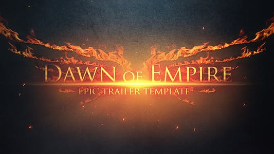 Thumbnail for Epic Trailer - Dawn of Empire