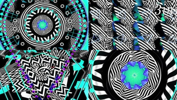 Thumbnail for Abstract Pattern (3in1)