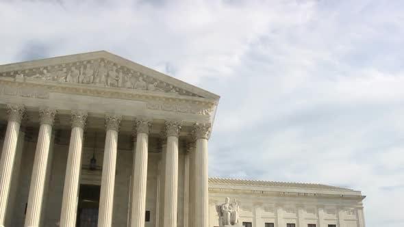 Thumbnail for United States Supreme Court building, Washington DC