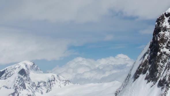 matterhorn alps switzerland mountains snow peaks ski timelapse