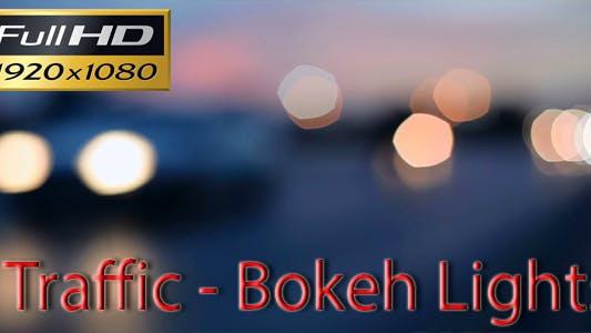 Thumbnail for Traffic-Bokeh Lights