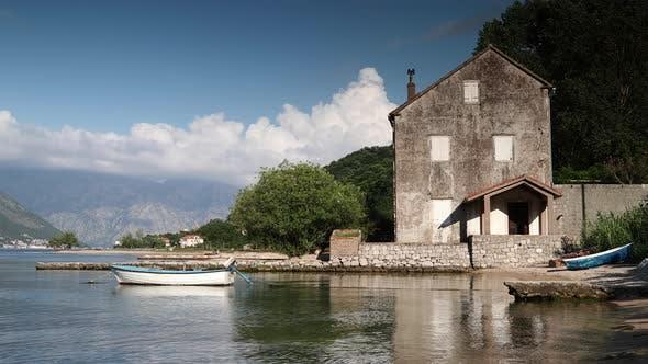 Thumbnail for bay of kotor Beach Coast Nature boat harbour adriatic montengro