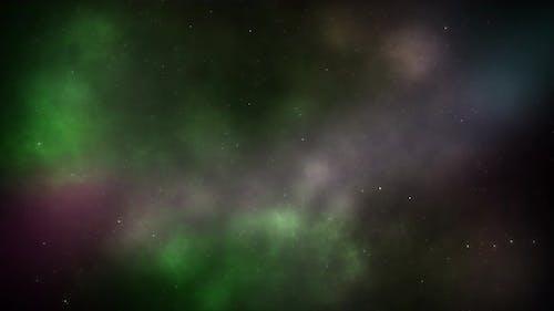 Galaxy Abstrack Background 4K