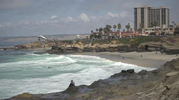 Thumbnail for Sandy beaches along the coast