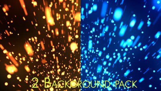 Thumbnail for Glow Particles