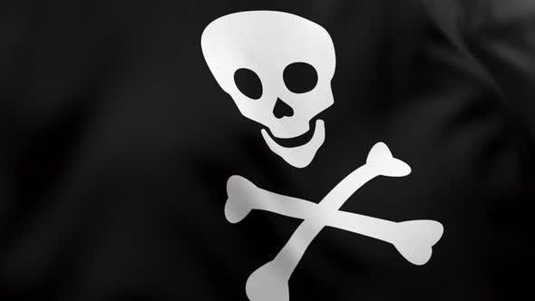 Thumbnail for Pirate Flag V1 - 4K