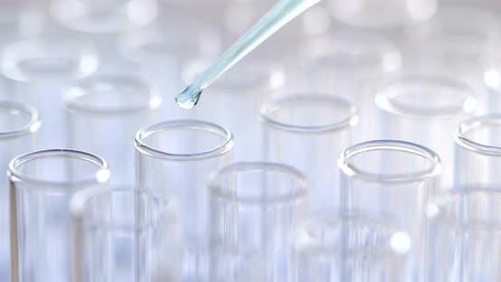Thumbnail for Laboratory test tubes