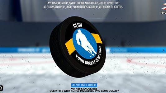 Thumbnail for Hockey Logo Opener