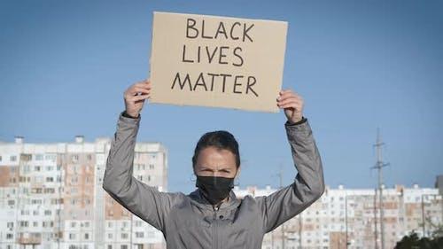 Kampagne gegen Rassismus.