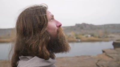 Jesus Look at the Sky