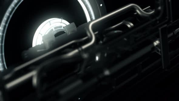 Thumbnail for Futuristic mechanism