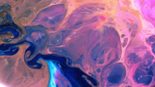 Thumbnail for Pattern Colour Paint Liquid Art Concept Texture