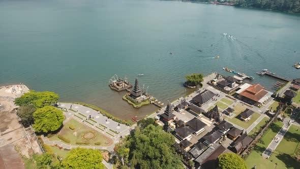 Thumbnail for Hindu Temple on the Island of Bali. Pura Ulun Danu Bratan