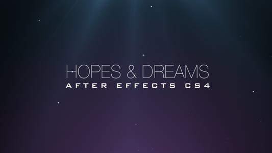 Thumbnail for Hopes & Dreams