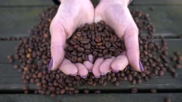 Thumbnail for Coffee on Hands