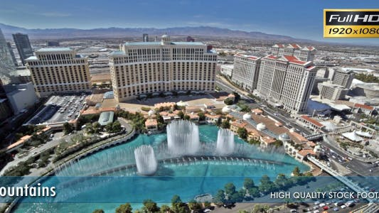 Thumbnail for Las Vegas Fountains