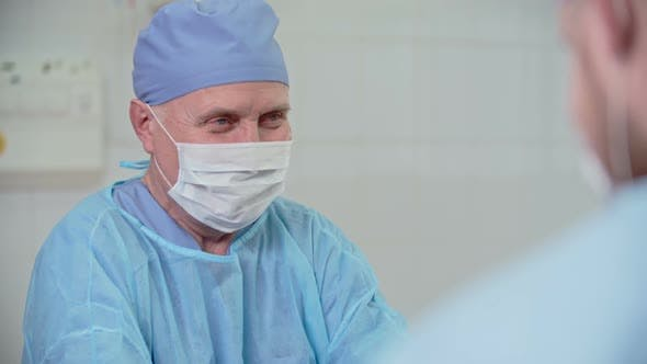 Thumbnail for Surgical Team At Work
