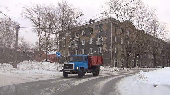 Thumbnail for Sreets Of Novosibirsk