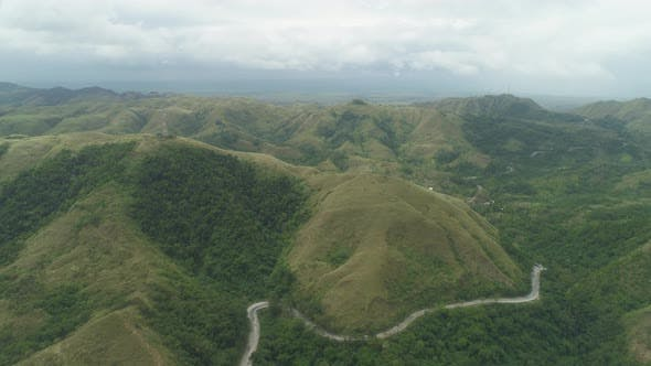 Thumbnail for Mountain Province in the Philippines.