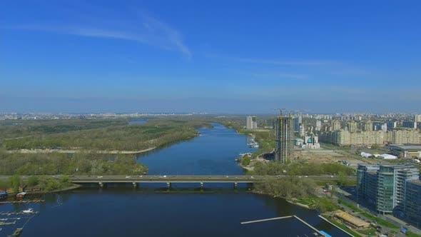 Thumbnail for Landscape in Spring Season Kiev