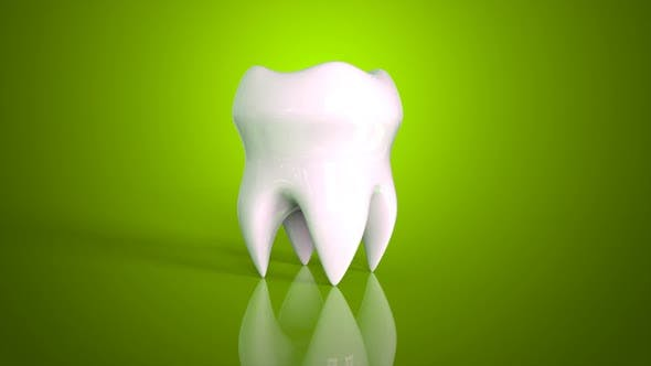 Green tooth