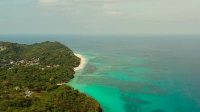 Boracay Island with Hotels  Philippines