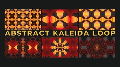 Abstract Kaleida Loop