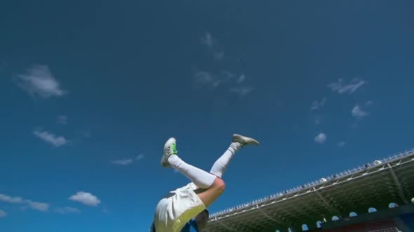 Thumbnail for Kicking Soccer Ball in the Air