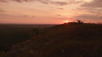 Amazing Light of Nature Cloudscape Sky Sunset