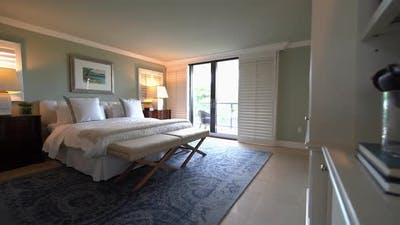 Large Residential Suburban Bedroom