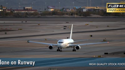 Plane Taxiing 2