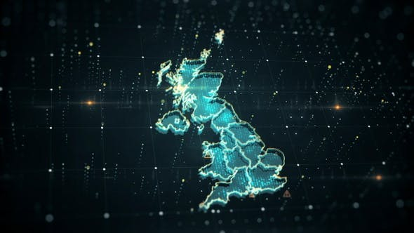 Thumbnail for Blue United Kingdom Danger 4K