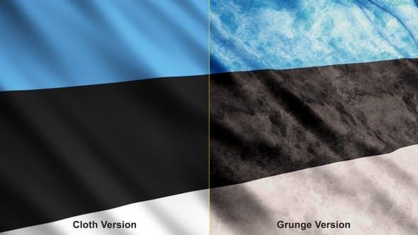 Estonia Flags