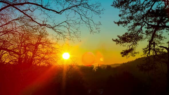 Thumbnail for Sunset Winter