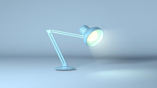 Thumbnail for Jumping Lamp Logo Opener