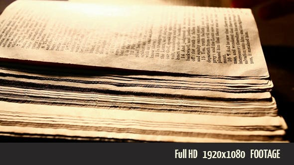 Thumbnail for Antique Holy Bible 5