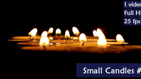 Thumbnail for Small Candles 3