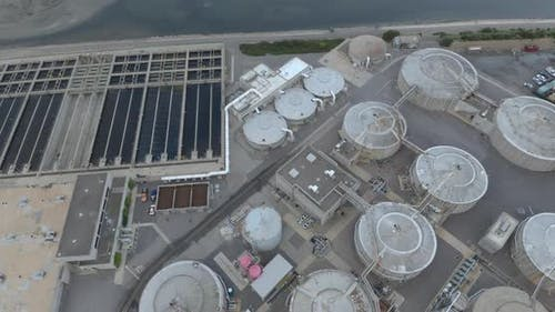 Ariel Water Treatment Plant