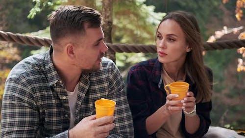 Warm Tea and Warm Talk
