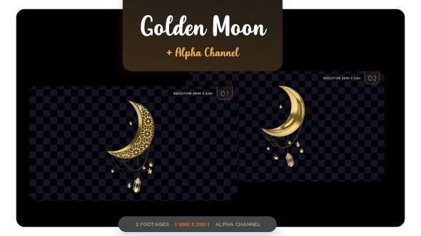Golden Moon  Alpha