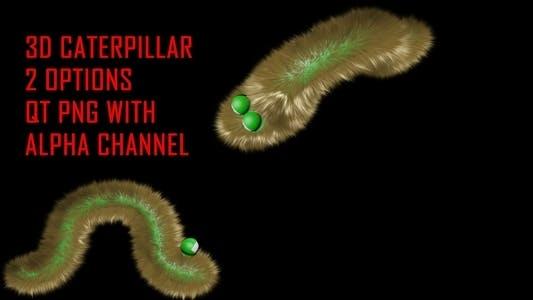 Thumbnail for 3D Caterpillar
