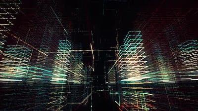 Quantum Computing City