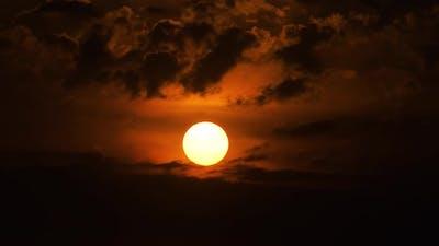 Natural Landscape Sunset