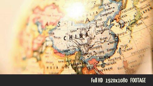 Globe Magnify