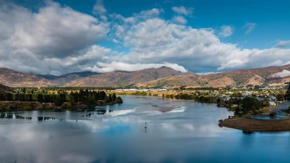 Thumbnail for Beautiful New Zealand in timelapse